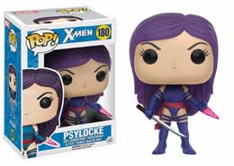 MARVEL FUNKO POP X-MEN PSYLOCKE