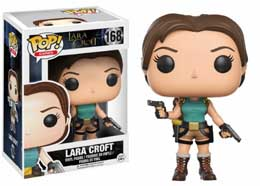 TOMB RAIDER FIGURINE FUNKO POP LARA CROFT
