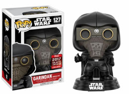 STAR WARS CELEBRATION FUNKO POP GARINDAN (EMPIRE SPY)
