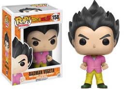 FUNKO POP EXCLUSIVE BADMAN VEGETA