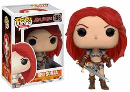 Photo du produit FUNKO POP CONAN LE BARBARE SONJA
