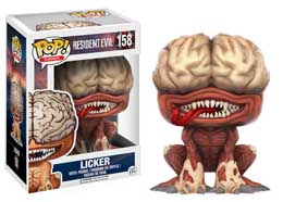 FIGURINE FUNKO POP! RESIDENT EVIL LICKER