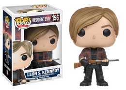 Photo du produit FIGURINE FUNKO POP! RESIDENT EVIL LEON S. KENNEDY