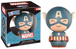 MARVEL COMICS DORBZ CAPTAIN AMERICA SEPIA