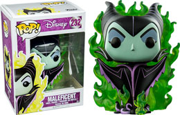 MALEFICENT FUNKO POP! MALEFICENT GREEN FLAME