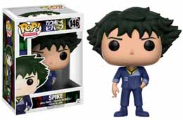 Photo du produit FUNKO POP COWBOY BEBOP SPIKE