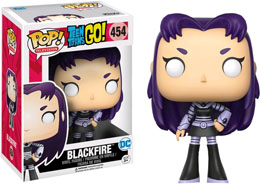 TEEN TITANS GO! FUNKO POP BLACKFIRE