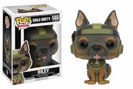 CALL OF DUTY FUNKO POP RILEY