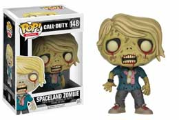 FUNKO POP CALL OF DUTY SPACELAND ZOMBIE