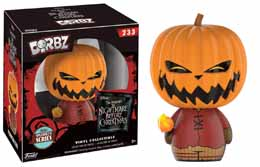 Photo du produit L'ETRANGE NOEL DE MONSIEUR JACK DORBZ FIGURINE SPECIALITY SERIES PUMPKIN KING