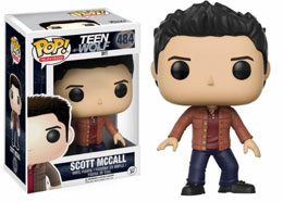 FUNKO POP! TEEN WOLF SCOTT MCCALL