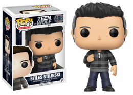 FUNKO POP! TEEN WOLF STILES STILINSKI