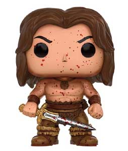 Photo du produit FUNKO POP CONAN LE BARBARE (BLOODY)
