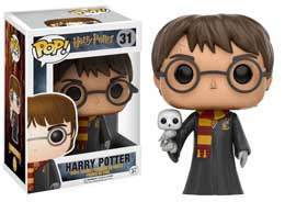 FIGURINE FUNKO POP HARRY POTTER WITH HEDWIG (EXCLUSIVE)