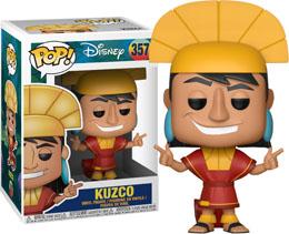 DISNEY KUZCO FUNKO POP EMPEROR'S NEW GROOVE KUZCO
