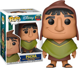 Photo du produit DISNEY KUZCO FUNKO POP EMPEROR'S NEW GROOVE PACHA