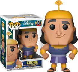 DISNEY KUZCO FUNKO POP EMPEROR'S NEW GROOVE KRONK