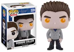 Photo du produit FIGURINE FUNKO POP TWILIGHT VAMPIRE EDWARD