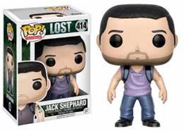 FIGURINE FUNKO POP LOST JACK SHEPHARD