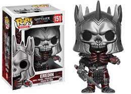 FIGURINE POP! THE WITCHER EREDIN