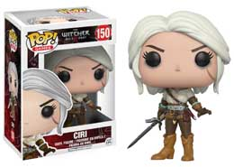FIGURINE POP! THE WITCHER CIRI