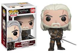 FIGURINE POP! THE WITCHER GERALT