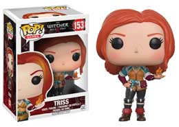 FIGURINE POP! THE WITCHER TRISS