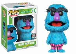 SPECIALTY SERIES SESAME STREET LIMITED EDITION HERRY MONSTER