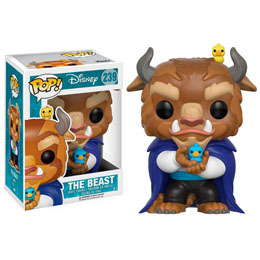FUNKO POP LA BELLE ET LA BETE FIGURINE THE BEAST