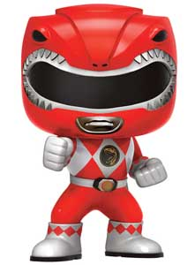 POWER RANGERS FIGURINE FUNKO POP RED RANGER