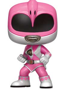 POWER RANGERS FIGURINE FUNKO POP PINK RANGER