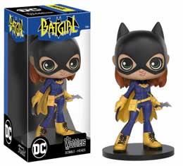 DC COMICS FIGURINE BATGIRL WACKY WOBBLER