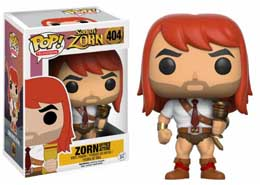 SON OF ZORN FIGURINE FUNKO POP ZORN (OFFICE ATTIRE)