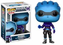 MASS EFFECT ANDROMEDA FUNKO POP PEEBEE