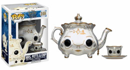 DISNEY FUNKO POP LA BELLE ET LA BETE FIGURINE MRS POTTS & CHIP