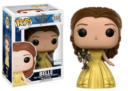 Photo du produit LA BELLE ET LA BETE FUNKO BELLE ET SON CHANDELIER EDITION LIMITEE