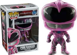 FIGURINE POP POWER RANGERS MOVIES PINK RANGER