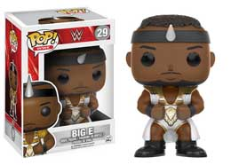 WWE WRESTLING FUNKO POP WWE BIG E