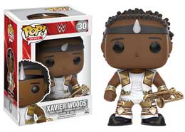 WWE WRESTLING FUNKO POP WWE XAVIER WOODS
