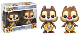 FUNKO POP KINGDOM HEARTS CHIP & DALE