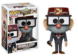 Photo du produit GRAVITY FALLS FIGURINE FUNKO POP GRUNKLE STAN