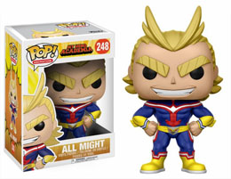 FIGURINE FUNKO POP MY HERO ACADEMIA ALL MIGHT 15 CM