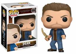 FUNKO POP SUPERNATURAL DEAN WITH BLADE LIMITED EDITION