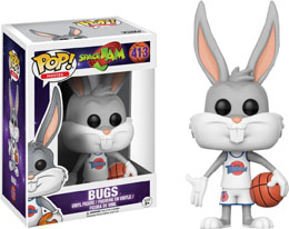 FUNKO POP SPACE JAM BUGS BUNNY