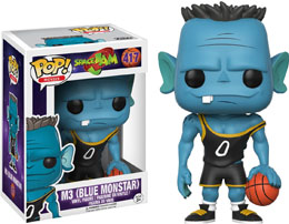 FUNKO POP SPACE JAM M3 (BLUE MONSTARD)