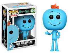 RICK & MORTY FUNKO POP MR. MEESEEKS