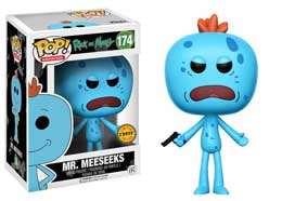 Photo du produit RICK & MORTY FUNKO POP MR. MEESEEKS Photo 1