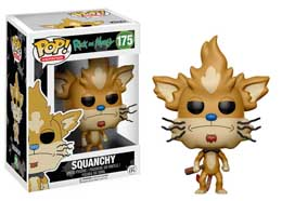 RICK & MORTY FUNKO POP SQUANCHY
