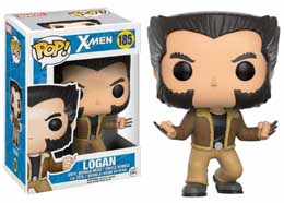 MARVEL X-MEN FIGURINE FUNKO POP! LOGAN
