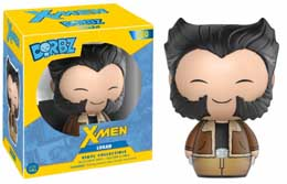 MARVEL X-MEN FIGURINE FUNKO DORBZ LOGAN